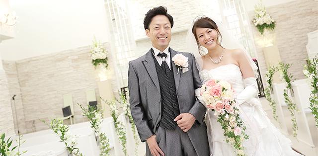 笑顔いっぱいSummer Wedding♡